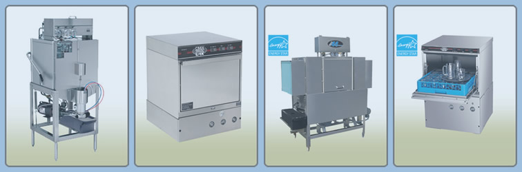 CMA dish machines